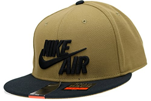 Nike U NK Air True, klassische Tennis-Kappe Braun