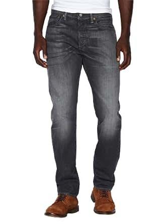 Levis - Bleu 501 Original Fit Jeans - Homme - Taille: W36-L32
