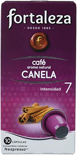 Café Fortaleza, Cápsulas de café (Aroma Canela) - 5 de 10 Cápsulas