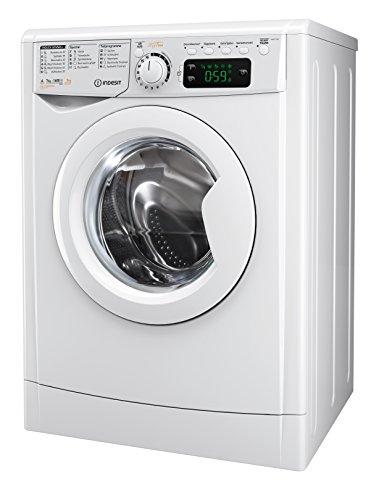 Indesit EWDE 71680 W DE Waschtrockner / 952 kWh / MyTime Täglich-Schnell-Programme...