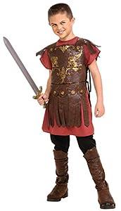 Fancydressfactory - Disfraz de gladiador para niño, talla L (882800L)