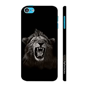 Enthopia Designer Hardshell Case Roar of the King Back Cover for Apple Ipod Touch 6