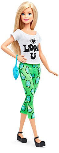 """Image of Barbie DTD98 """"Fashionistas Peace and Love"""" Doll"""