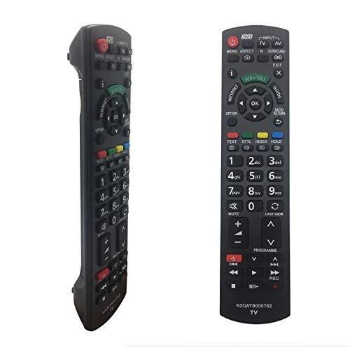 Control Remoto Reemplazo Panasonic N2QAYB000752 N2QAYB000572