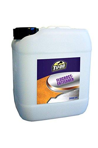 Flugrostentferner (5000 ml) - Entroster, Rostlöser, Reiniger zum Entrosten