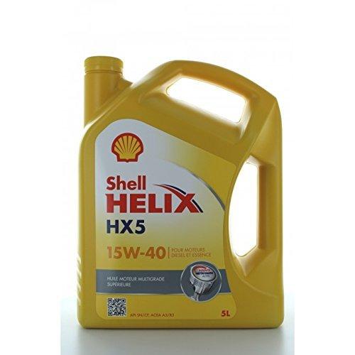 Shell Helix-HX5 Diesel 15W 40 5 lit