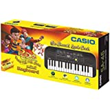 Casio SA46 Mini Portable Keyboard with Free Rudra Stationery Box