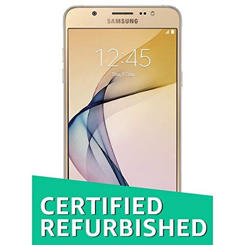 (CERTIFIED REFURBISHED) Samsung Galaxy On8 SM-J710FN (Gold, 16GB)