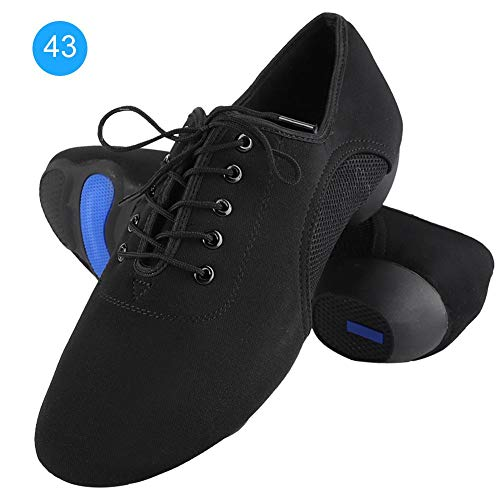 Tbest Zapatos Baile Latino Hombre Mujer
