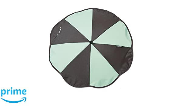 Rund oder Ovalrohr Universalhalterung grau//mint Gesslein 805471000 Sonnenschirm
