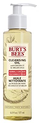 Burt's Bees Facial Cleansing Oil with Coconut and Argan Oils 177 ml - Read Reviews