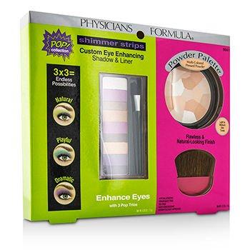 Physicians Formula Enhance Eyes Kit Kit Contorno Occhi - 1 Prodotto