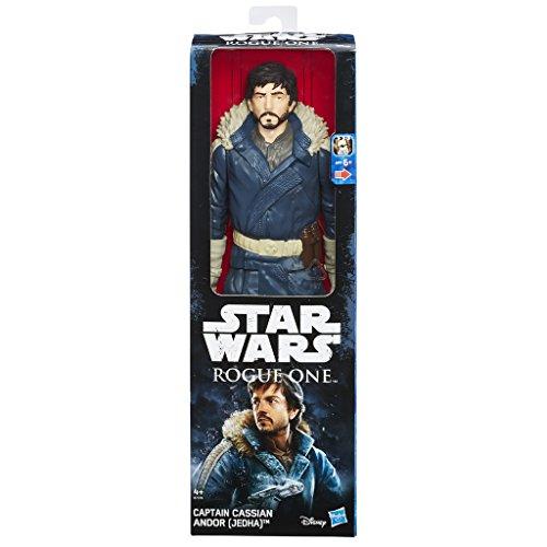 STAR WARS B7378ES00 'Rogue One Jedha Captain Cassian Andor' Figure 30 CM