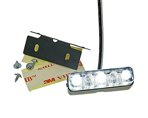Vicma license plate light LED Mini universal