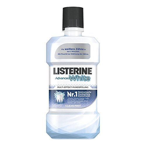 Listerine Advanced White, 500 ml