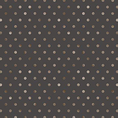 Apple iPhone 5s Housse Étui Protection Coque Points Motif Motif Étui en cuir gris