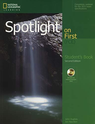 Spotlight on First (FCE) Student's Book: Schulbuchnummer 155.677 (Helbling Languages)