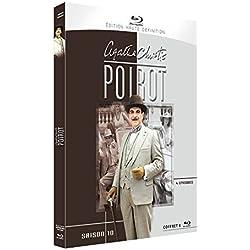 Agatha Christie : Poirot-Saison 10 [Blu-Ray]