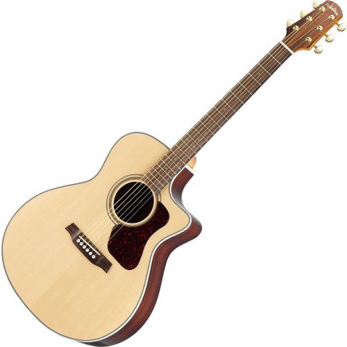 Walden Gitarren w-cg600ce-w Stahlsaitengitarre