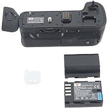 DSTE Multi-Poder Vertical Batería Apretón Titular para Panasonic Lumix GH3 DSLR Cámara Fotográfica como DMW-BGGH3 con 2-pack DMW-BLF19E