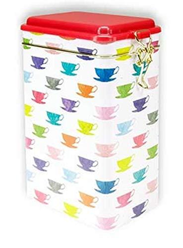 TM Aroma Dose Cups Tassen Becher Kaffeedose Teedose Meer Vorratsdose