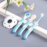 Mundhygiene-Kombinations-Mundpflegeset für Kinder