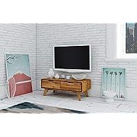 Amazon.fr   meuble tv chene - Meubles de rangement   Salon   Cuisine ... 4a46b0e1bad9