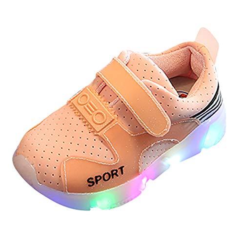 BoyYang Kinder Schuhe Sportschuhe Atmungsaktiv Laufschuhe Outdoor Sneaker Turnschuhe Wanderschuhe Hallenschuhe für Baby Jungen Mädchen