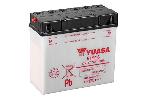Batterie YUASA 51913, 12V/19AH (Maße: 186x82x171)