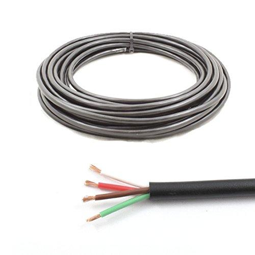 4Core Kabel 12V 24V Dünn Wand Draht * 14Amp spezifische * Trailer LED Lampen (10Mio.) 24v Wand