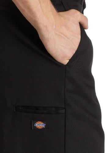 Dickies Herren Sporthose Streetwear Male Pants Double-Knee Work Schwarz