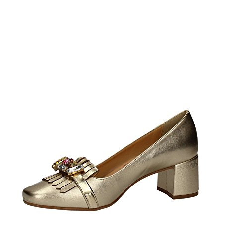 GRACE SHOES 9481 Decollete' Donna Grigio