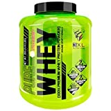 3XL Nutrition Pure Whey - 2 kg Black Cookies / Double Cream