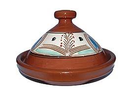 Marokkanische Tajine zum Kochen Ø 35 cm für 3-5 Personen