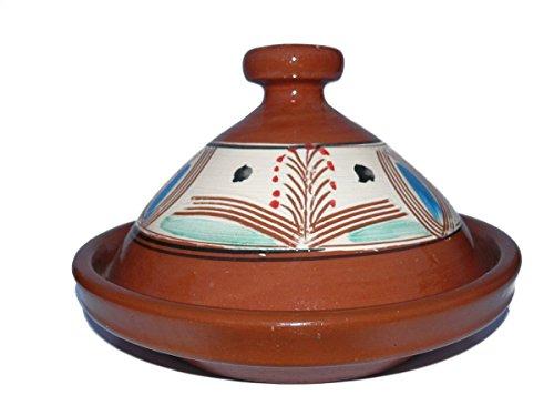 Marrakech-Accessoires--Tajn-marroqu-para-cocinar-Dimetro-30-cm-F-2--4-personas--Cocinar-con-motivos-orientales-Original