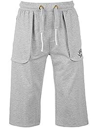 Lonsdale - Pantalon de sport - Homme Multicolore Bigarré