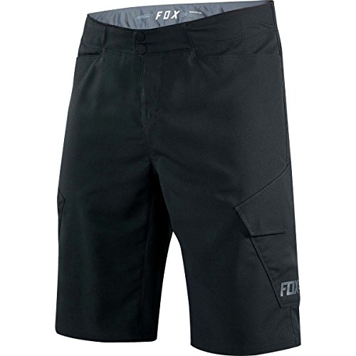 Fox Bike-Short Ranger Cargo, Black, Größe 30