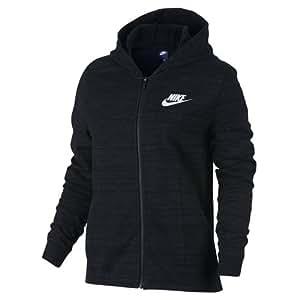 Nike Damen W NSW KNT AV15 Jkt Jacke  MainApps  Amazon.de  Sport ... ddd8a1cfb6