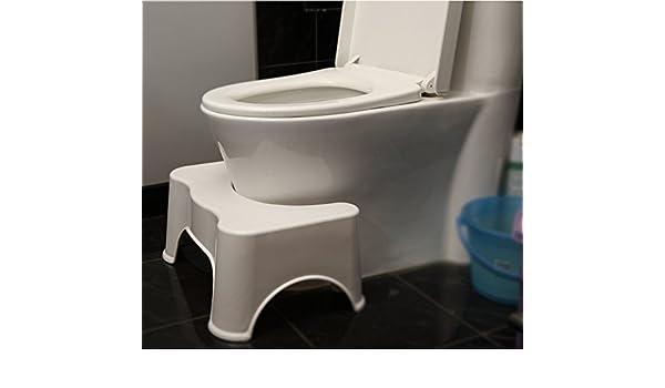Poggiapiedi per wc antiscivolo per adulti bambini per