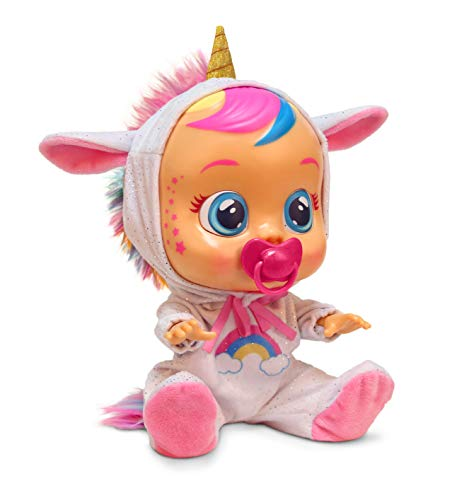 IMC Toys BEBÉS LLORONES Fantasy-Dreamy (Unicornio) Juguete Color Variado Talla Unica India 1