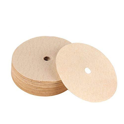 GLOGLOW 100 Stücke Kaffee Filter Vietnam Topf Kaffee Filterpapier Kaffeemaschine Filter Kaffee Siebe - Brauen Topf