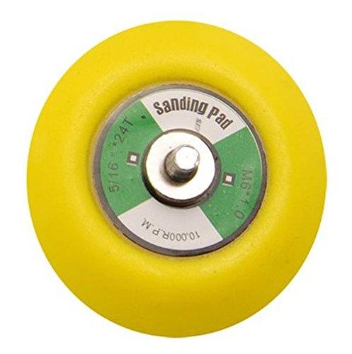 Bgs,-Assiette pour BGS 3291 Diamètre 50 mm Velcro 3291–50