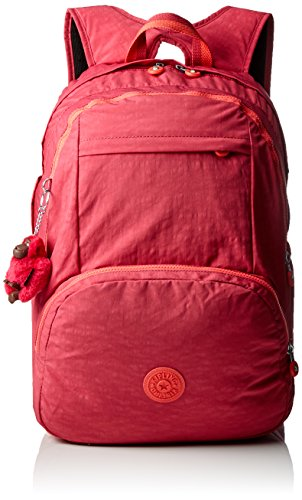 Kipling - HAHNEE - Mochila grande - Punch Pink C - (Rosa)