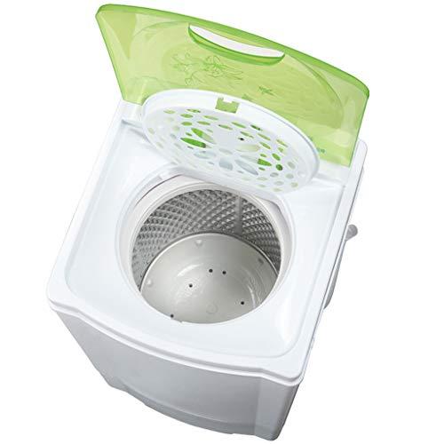 L Asciugatrici Mini Semi-Automatiche Disidratatore Cilindro Interno in Acciaio Inossidabile, per Appartamenti, Hotel, Ostelli Bassa Potenza E Basso Rumore