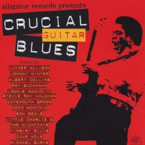 Preisvergleich Produktbild Crucial Guitar Blues