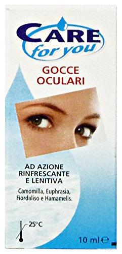 CARE F.y.gocce oculari 10 ml. - Pansements et désinfectants