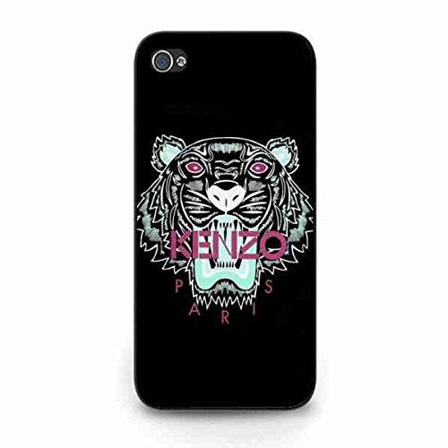 Kenzo Tiger Logo Apple coque rigide IPhone 5c, Kenzo Logo Hard Plastique Coque pour Etui Housse, Apple coque rigide IPhone 5c Kenzo Logo Cell étui pour téléphone
