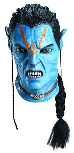 Rubie's 3 68343 - Avatar Jake Sully Overhead Latex Maske (Sully Maske Erwachsene)