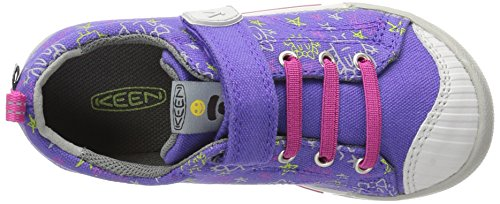KEEN Kinder Sneaker Encanto Finley Low Blau Liberty Monsters