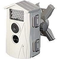 Technaxx Nature Cam TX-09 Caméra de surveillance 5 Mpix /HD/Microphone Blanc